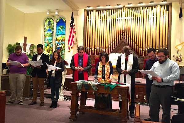 Ministry& Leadership Incubator 2016 Worship