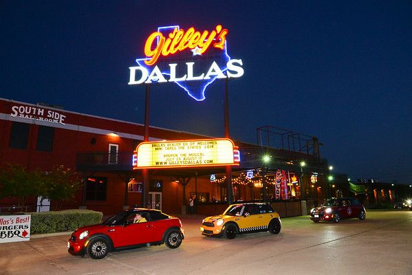 Evening - Gilley's Dallas