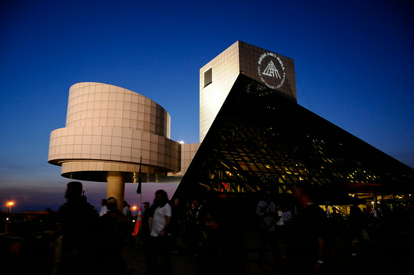 Evening - Rock and Roll Hall of Fame