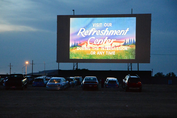 Evening Event at the Drive In