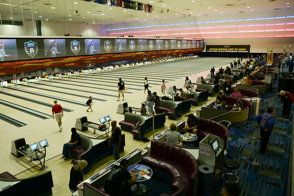 Evening - National Bowling Stadium