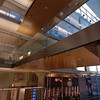 Minneapolis Central Library Interior - Teen Center on 2nd floor, early evening view - Winter 2007
