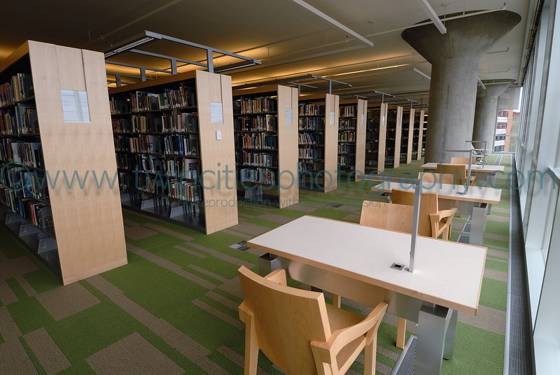 Minneapolis Central Library Interior - summer 2006