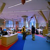 "<font size=""2"" face=""Verdana"" font color=""#84C65D"">'The Childrens area of the library.</font>"
