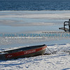 Lake Calhoun - January 2007 - North Beach Lifeguard Stand