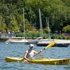 Lake Calhoun canoeing - Summer 2006