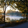 "<font size=""3"" face=""Verdana"" font color=""#5CB3FF"">LAKE CALHOUN - OCTOBER MORNING.</font>"