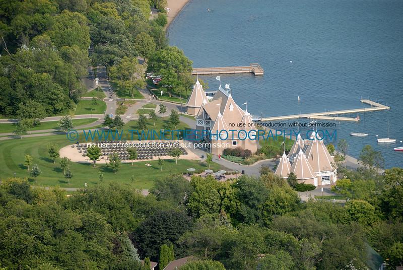 Lake Harriet Bandshell - September 2006