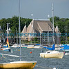 Sailboats on Lake Harriet