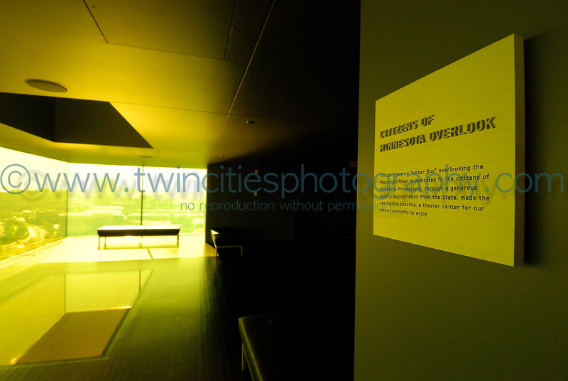 """<font size=""""2"""" face=""""Verdana"""" font color=""""#5CB3FF"""">Citizens of Minnesota Overlook plaque in the Dowling Studio Lobby - August 2007.</font>"""