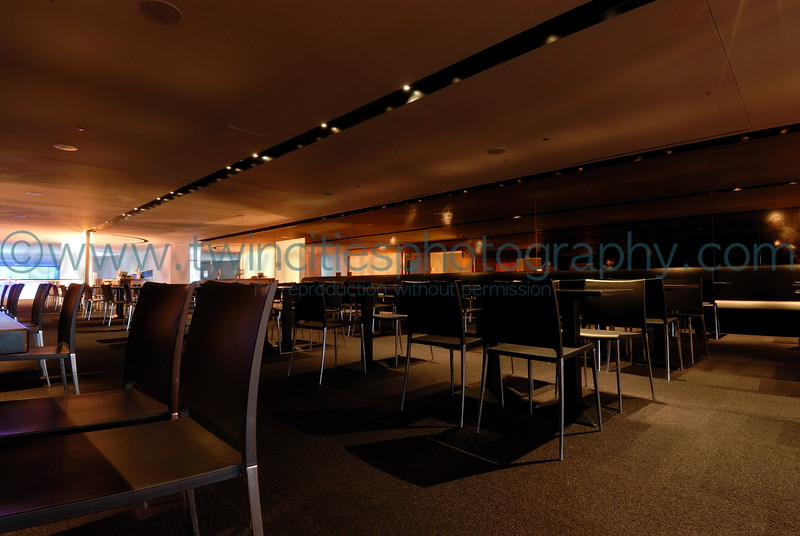 """<font size=""""2"""" face=""""Verdana"""" font color=""""#5CB3FF"""">Dining area of the Level 5 Cafe on the 5th floor of the Guthrie.</font>"""