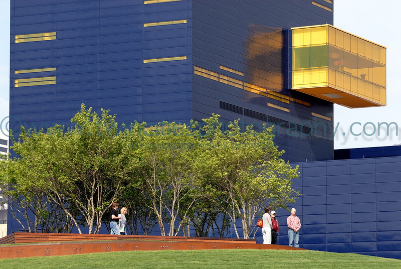 """<font size=""""2"""" face=""""Verdana"""" font color=""""#5CB3FF"""">View of the Guthrie from Gold Medal Park.</font>"""