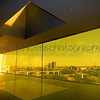 "<font size=""2"" face=""Verdana"" font color=""#5CB3FF"">The Dowling Studio lobby area with a view of North Minneapolis through the amber colored glass - August 2007.</font>"