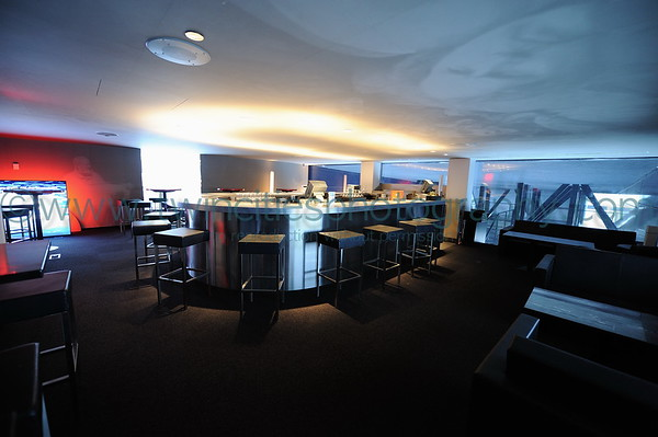 The Target Lounge, located in the Guthrie Theater. Photo date December 29, 2007.