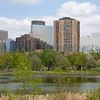 Loring Park Pond - Photo taken Spring 2006