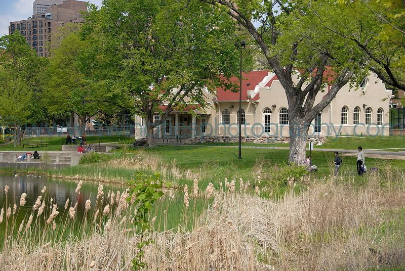 Loring Park Recreational Center - Spring 2006