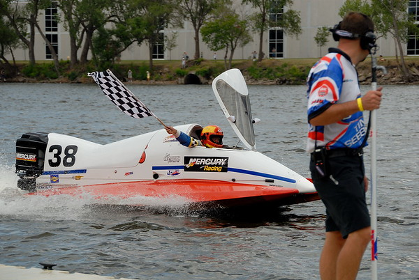 2006 Champ Boat Races - Mississippi River, Minneapolis