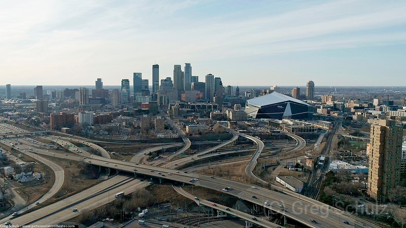 Minneapolis Ready For Final four March Madness 2019