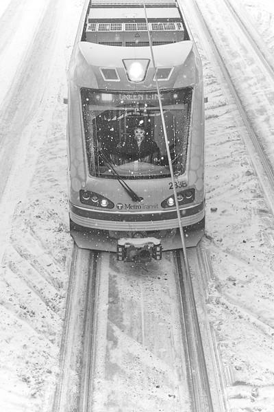Minneapolis Snow Train