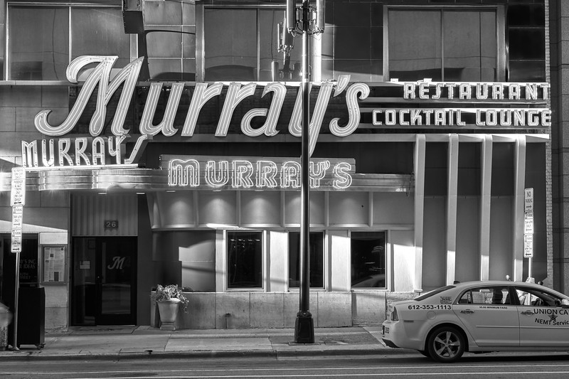 Murray's Restaurant Minneapolis