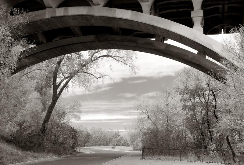 Old Ford Parkway bridge