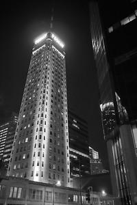 Foshay Tower, Minneapolis, at night
