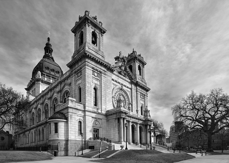 Basilica of Saint Mary in Minneapolis