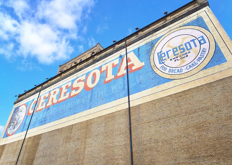 Ceresota Buiilding   Northwestern Consolidated Milling Company E