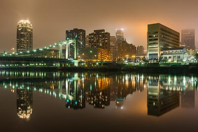 Minneapolis Fog