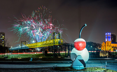 A Cherry with Fireworks on Top