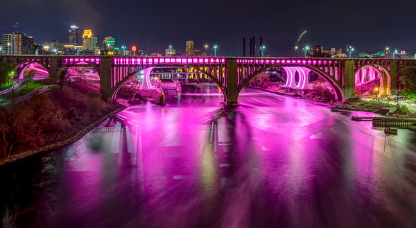 River of Pink