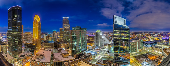 180 Degrees of Minneapolis