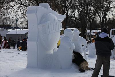 St. Paul Winter Carnival 2011