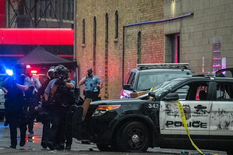 05/26/20 Minneapolis Police Third Precinct