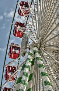 Ferris wheel state fair