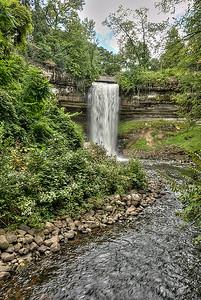 Minnehaha Water Falls