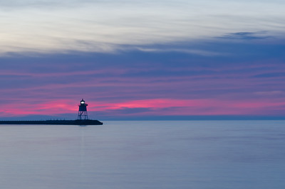 Grand Sunrise in Grand Marais