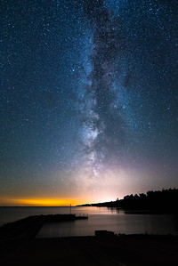 Milky Way in Two Harbors