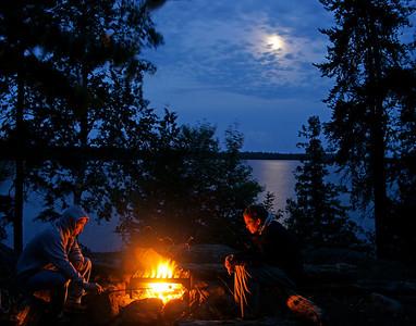 Alton Lake Campsite 2 BWCA_PaulS