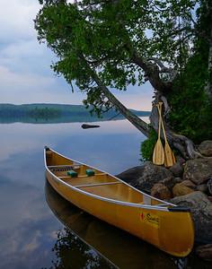 Alton Lake Campsite 003