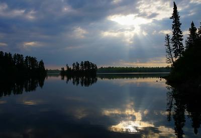 Alton Lake Sunrise