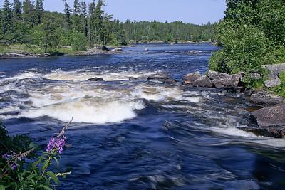 Basswood Falls