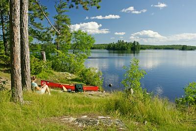 Basswood Lake 6