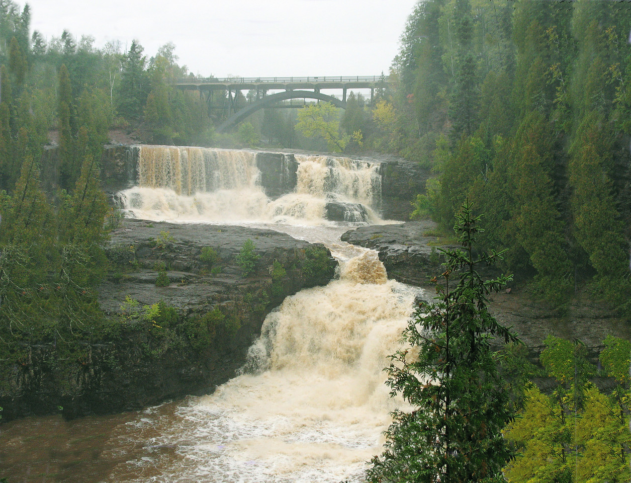 Gooseberry Middle Falls 21