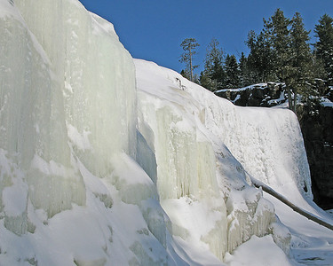 Gooseberry Lower Falls 13
