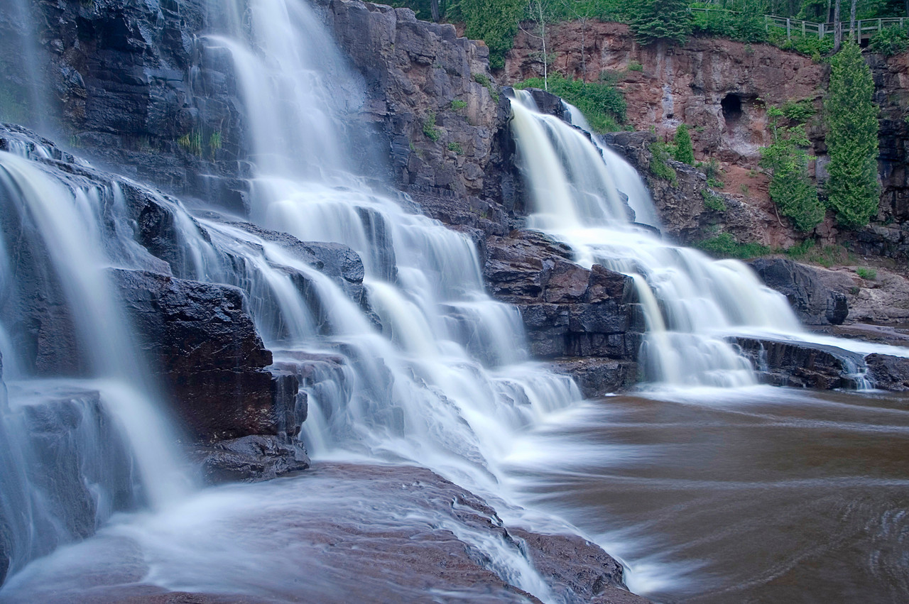 Gooseberry Middle Falls 12