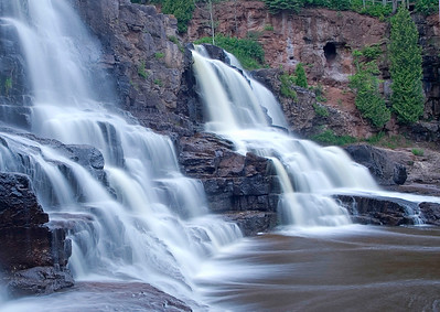 Gooseberry Middle Falls 1