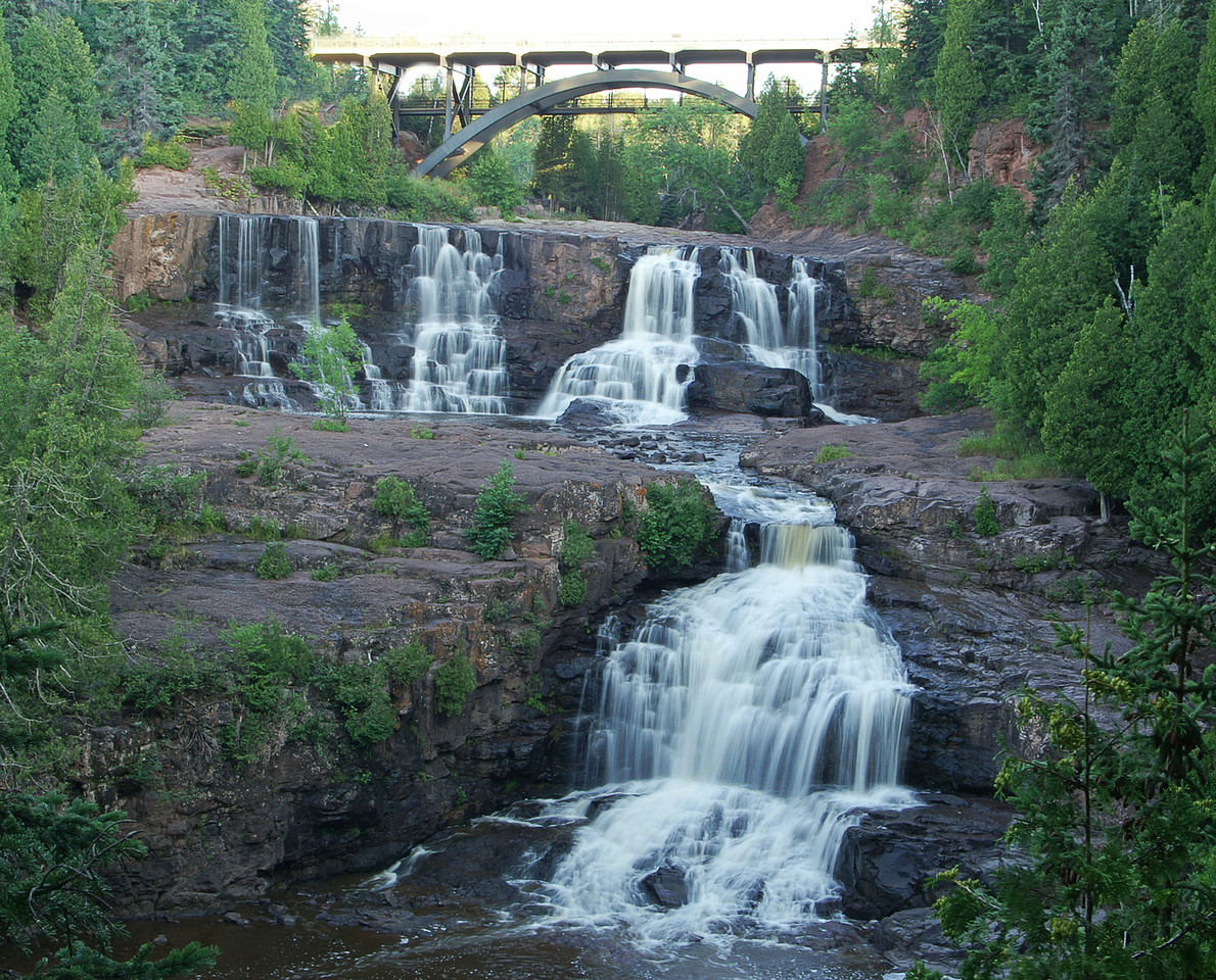 Gooseberry Middle Falls 22