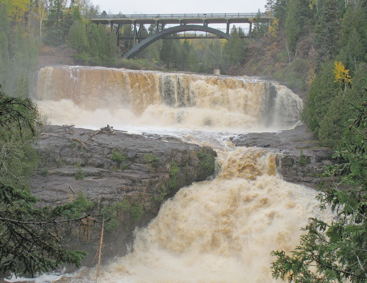 Gooseberry Middle Falls 15