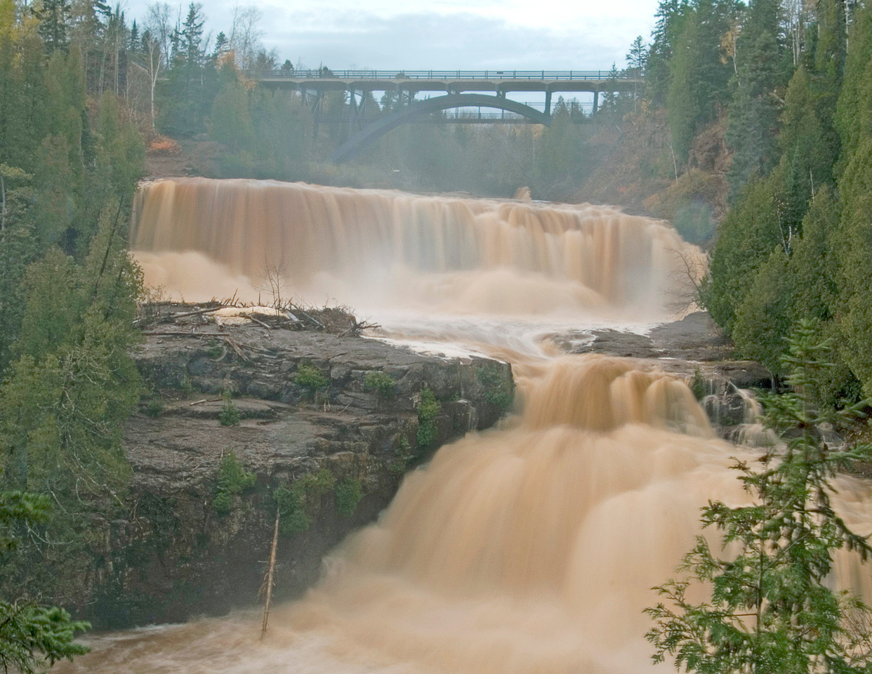 Gooseberry Middle Falls 10